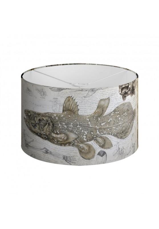 Marcello-art : Accessoires de décoration Abat-jour 346 Latimeria chalumnae