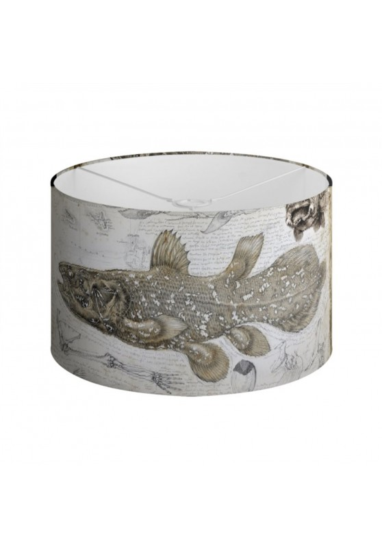 Marcello-art: Decoration accessoiries Lampshade 346 Latimeria chalumnae