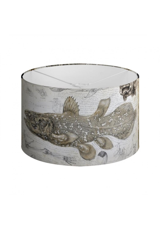 Marcello-art: Decoration accessoiries Lampshade 346 Latimeria chalumnae