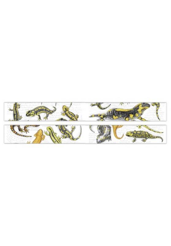 Marcello-art : Écharpe polaire Écharpe polaire 383 Salamandre tachetée