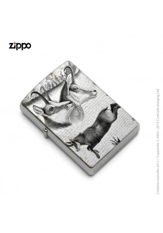 Marcello-art : Accessoires de décoration Zippo 349 chamois