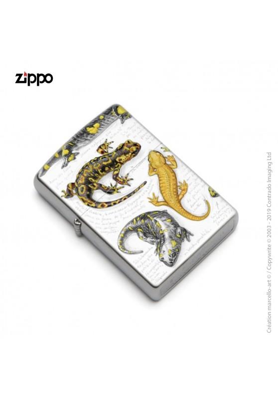 Marcello-art : Accessoires de décoration Zippo 383 B salamandre