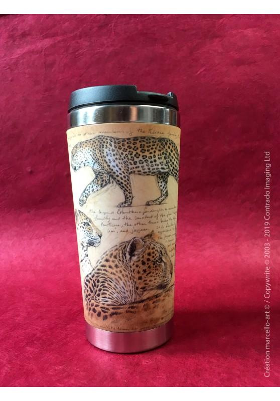 Marcello-art: Decoration accessoiries Thermos mug 398 European Kingfisher