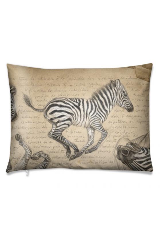 Marcello-art: Fashion accessory Cushion 403 Equus Quagga young color