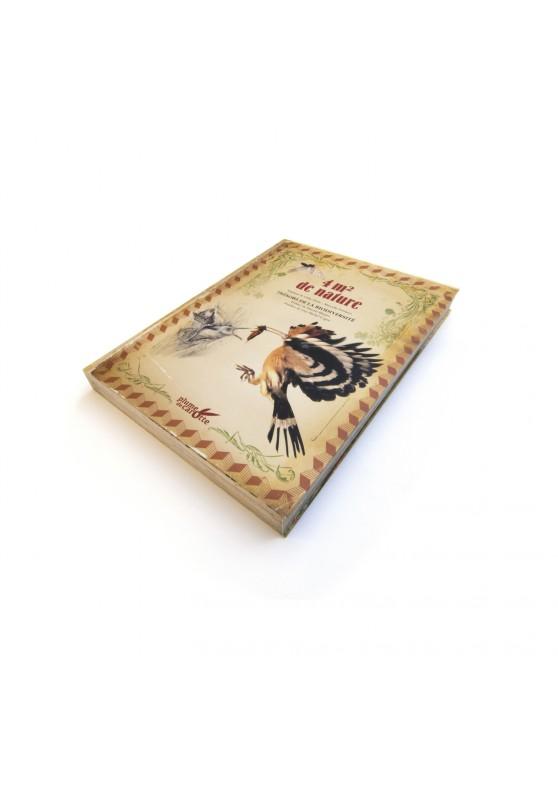 Marcello-art: Books 4m carré de nature