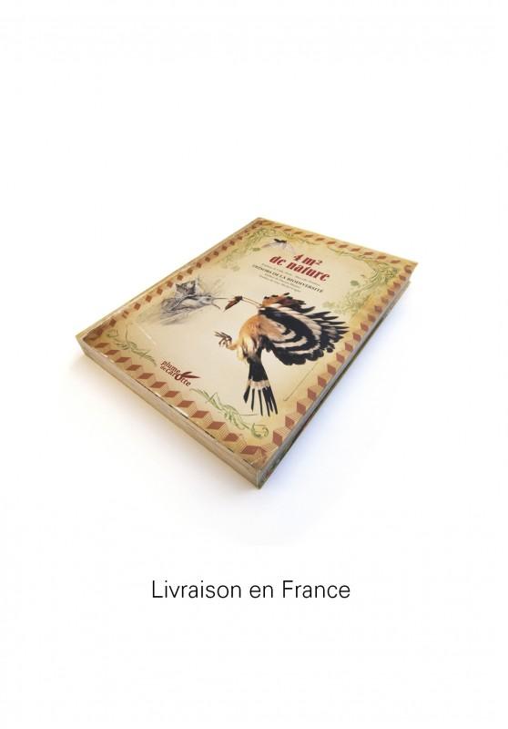 Marcello-art : Livres 4m carré de nature Livraison france