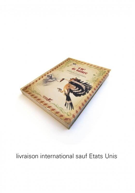 Marcello-art : Livres 4m carré de nature Livraison international