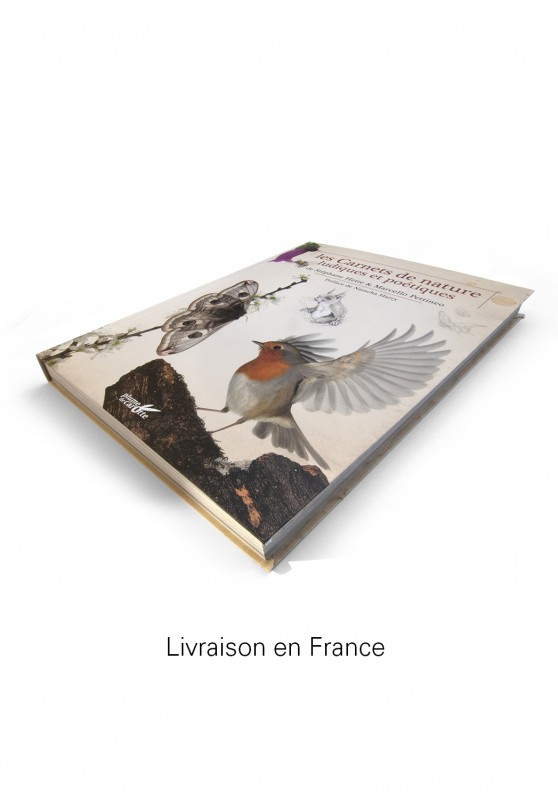 Marcello-art : Livres Les Carnets de Nature Ludiques et Poétiques livraison france