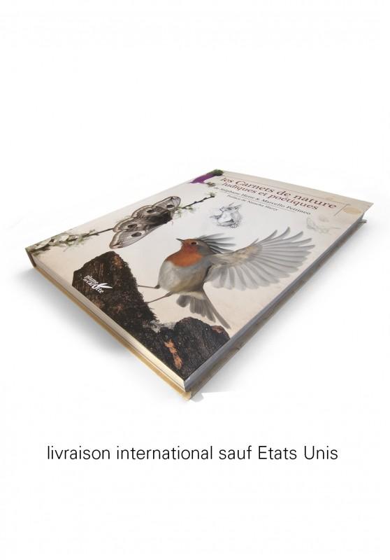 Marcello-art : Livres Les Carnets de Nature Ludiques et Poétiques livraison international