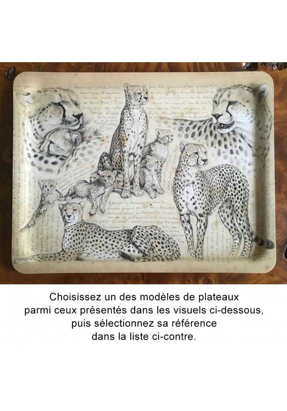 Marcello-art: Accueil Tea tray or meal tray