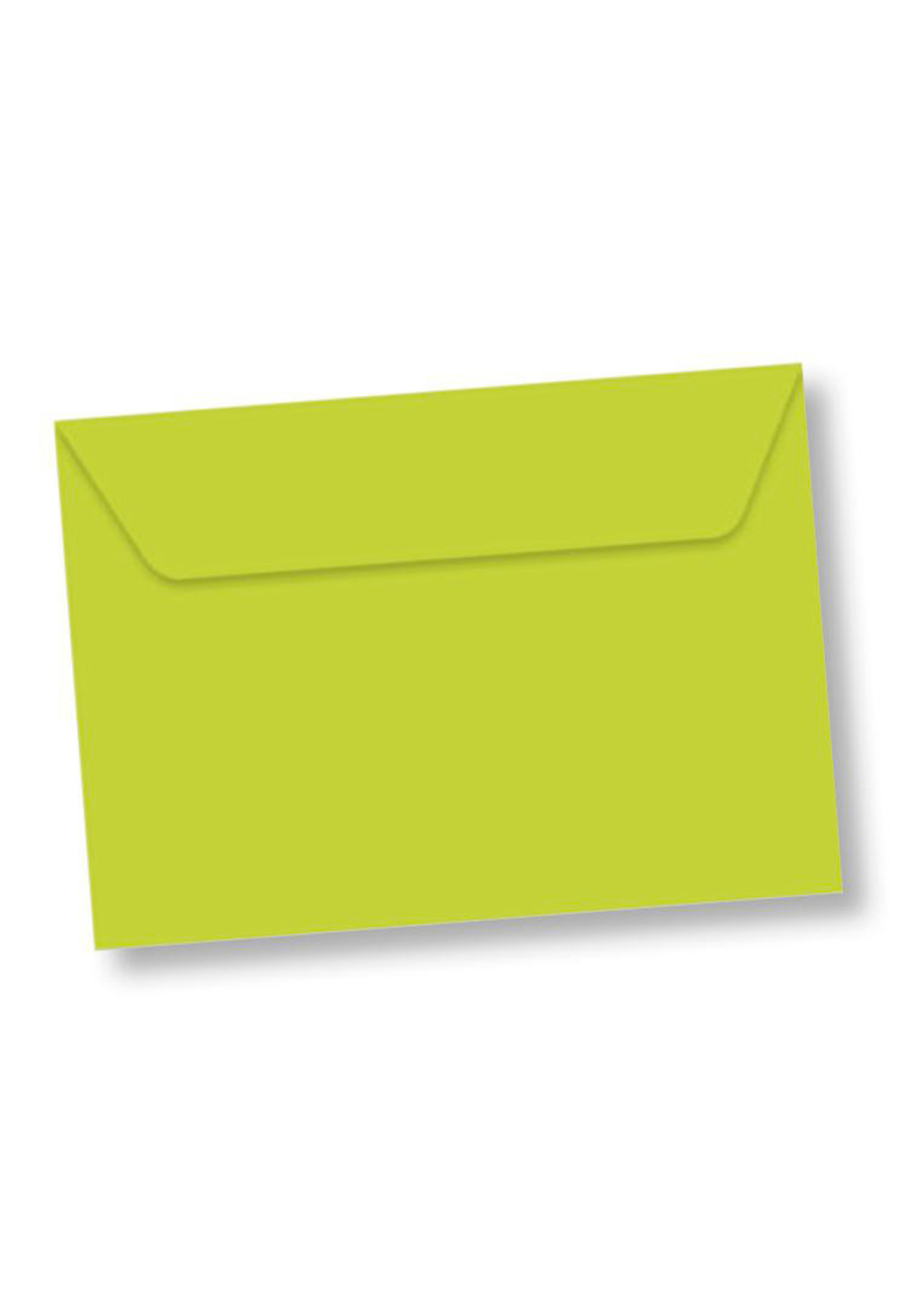 Marcello-art: Wish Card Rectangle envelope A5 velin 162x229 mm color bamboo